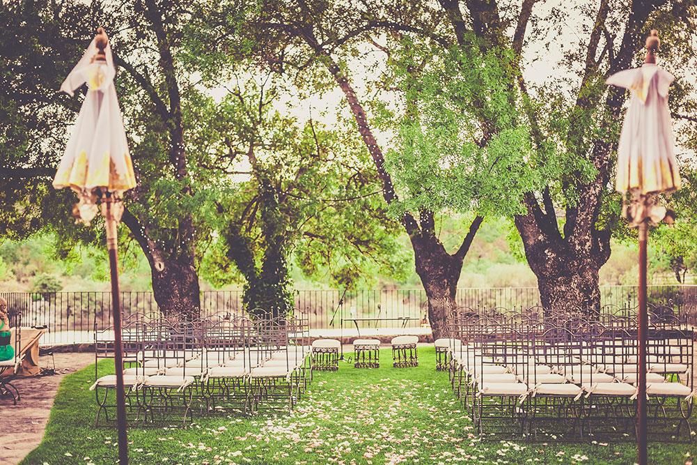 boda en finca prados moros