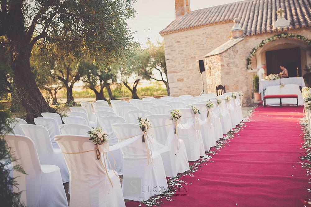 boda en el castillo de la arguijuela
