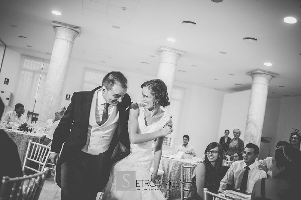 boda en el Palacio de Neptuno