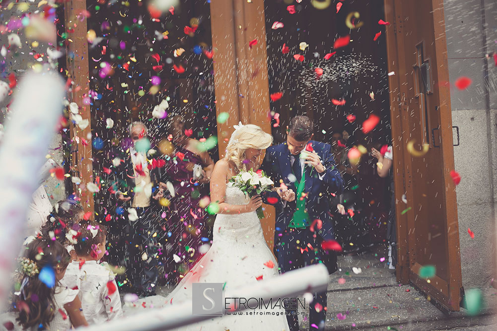 boda en la iglesia de jesus de medinaceli
