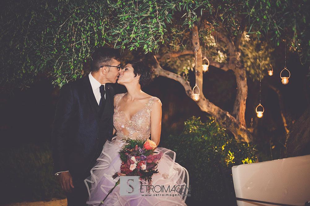 boda en el regajal