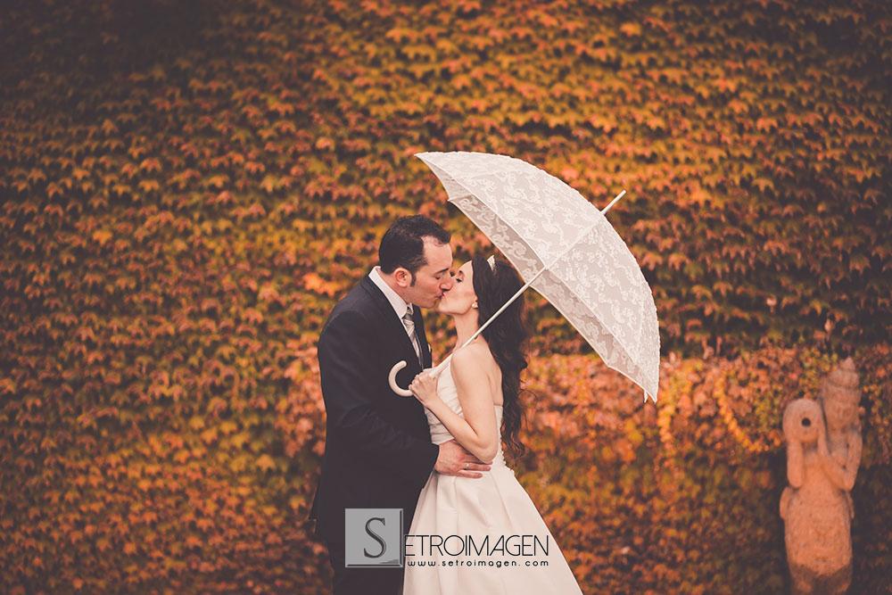 Boda en la romanne con ceremonia civil en griñon