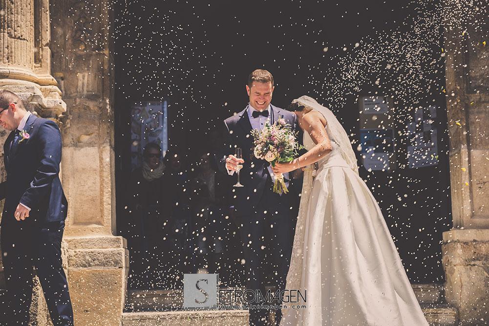 boda en la iglesia santa ana granada