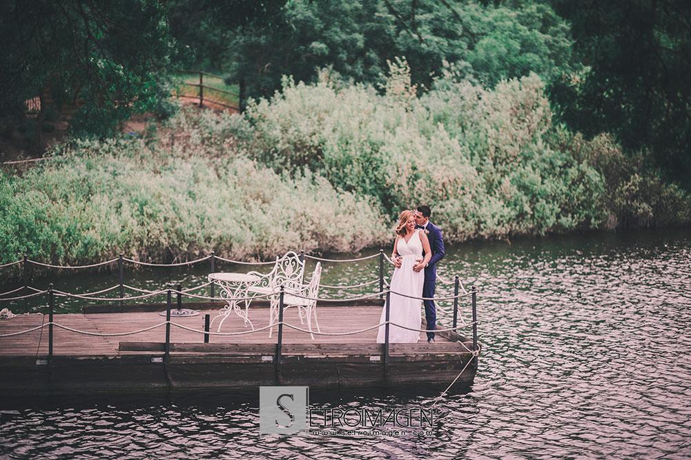 boda en prados moros