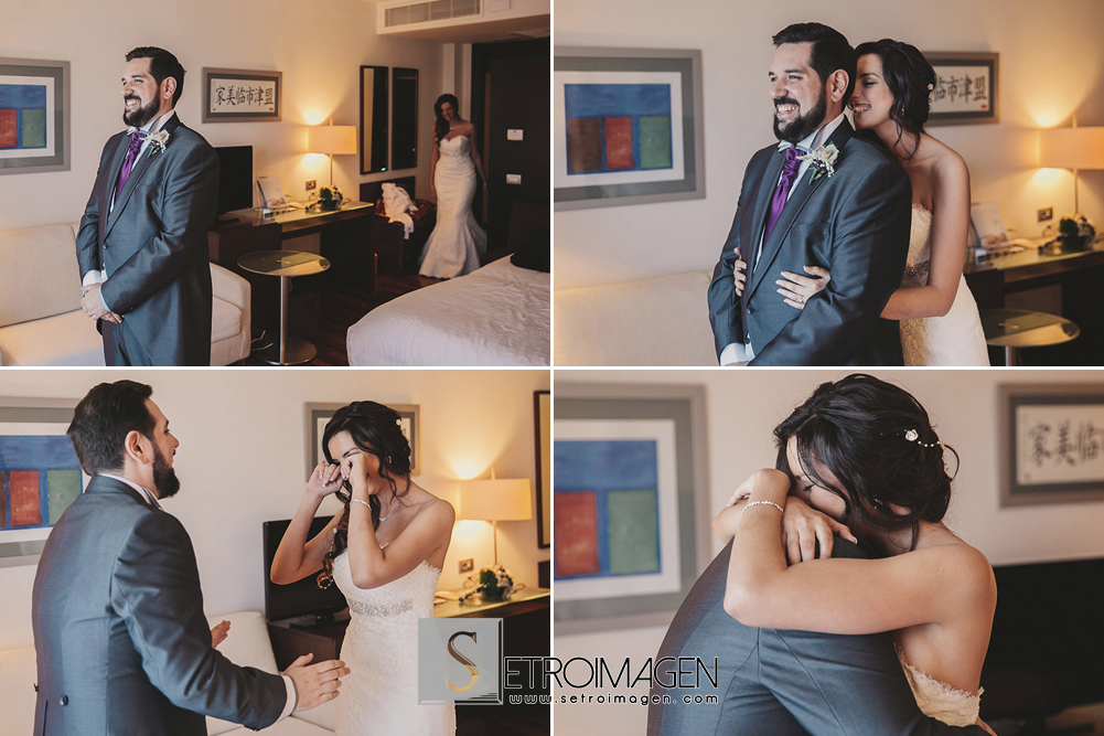 first look boda