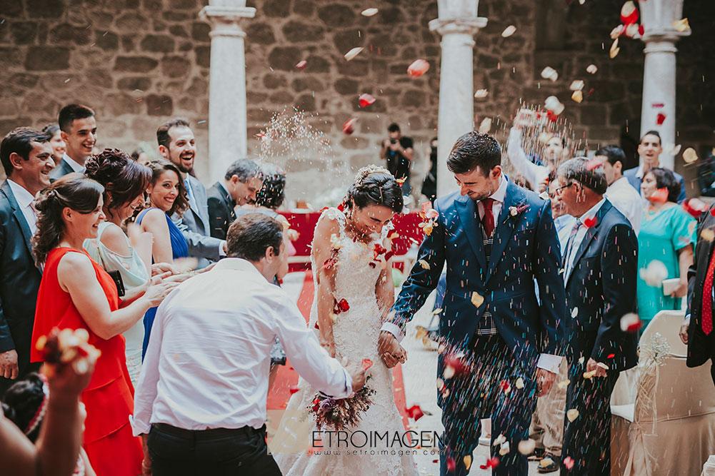 boda en el parador de santo estevo