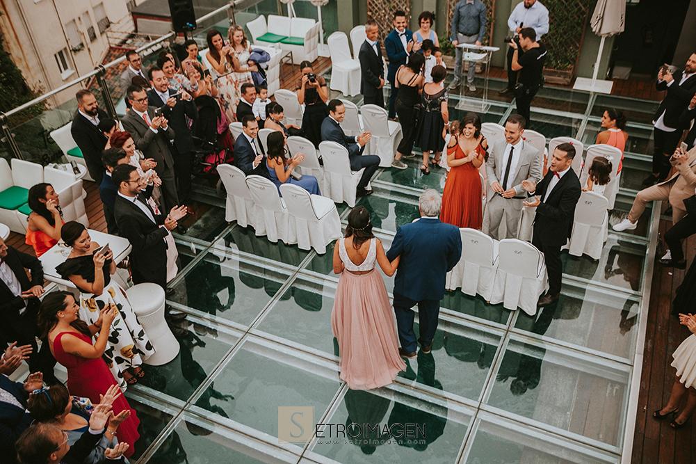 bodas en terrazas madrid