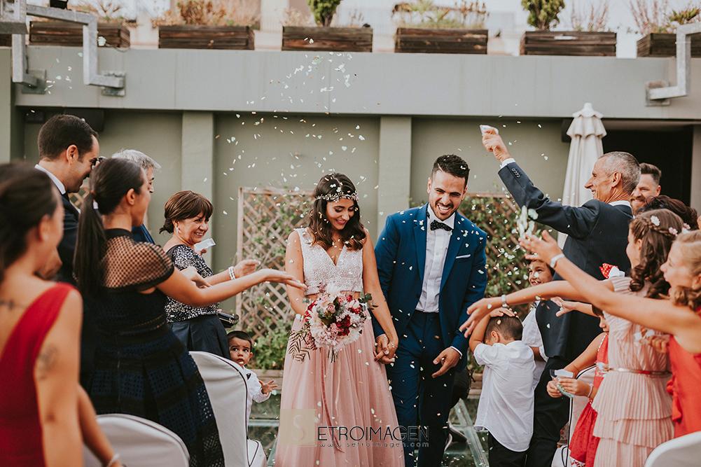 boda civil en el hotel santo domingo