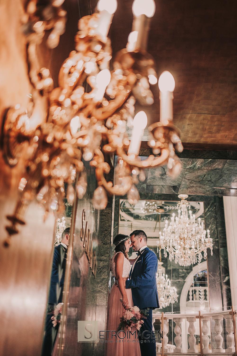 bodas en el centro de madrid