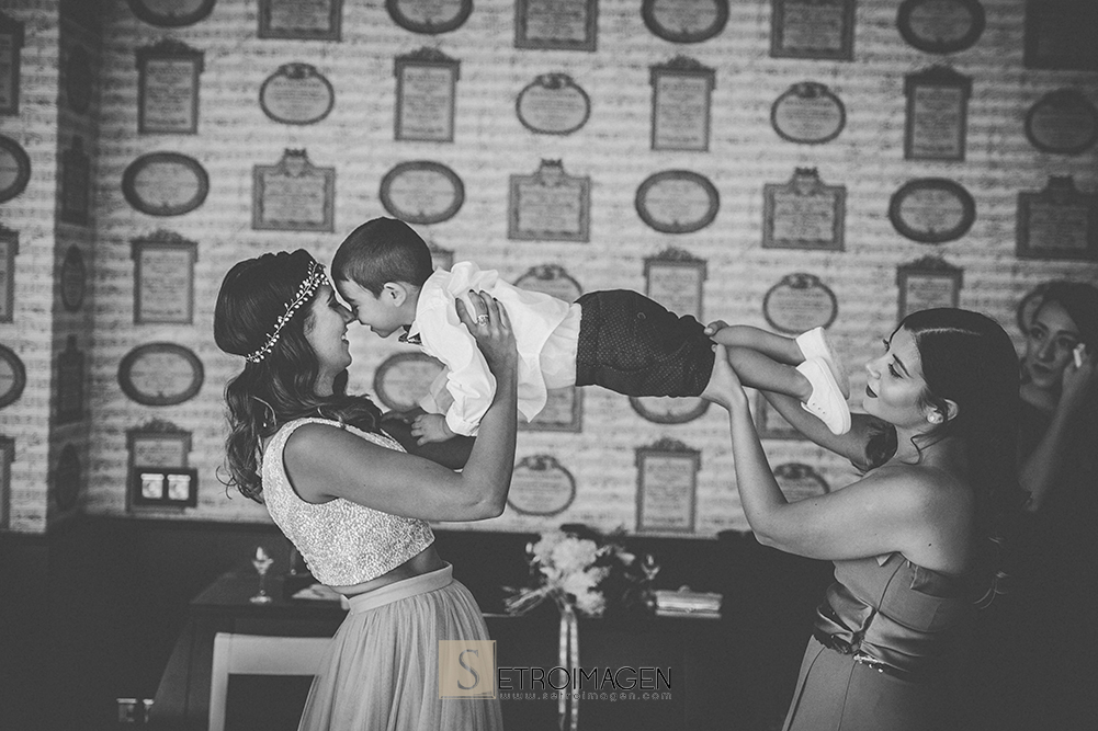 bodas en el hotel santo domingo madrid