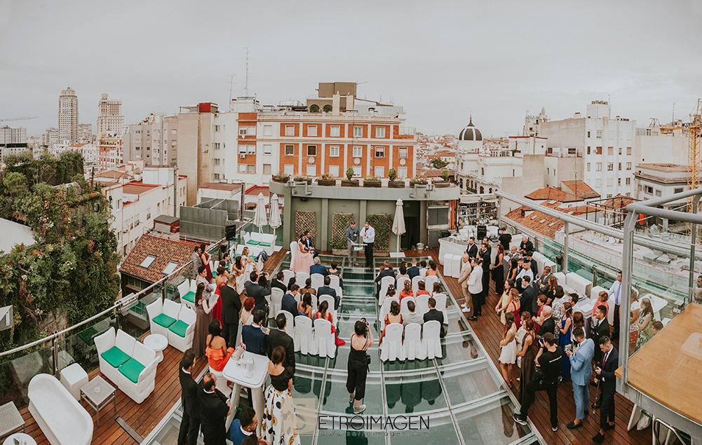 Bodas En El Hotel Santo Domingo Madrid Setroimagen Fotógrafos