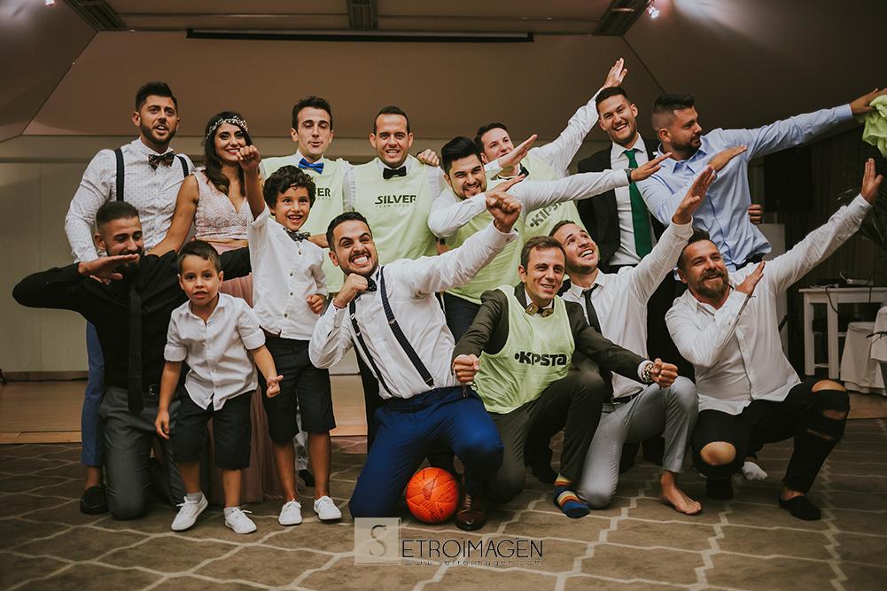 boda en el hotel santo domingo