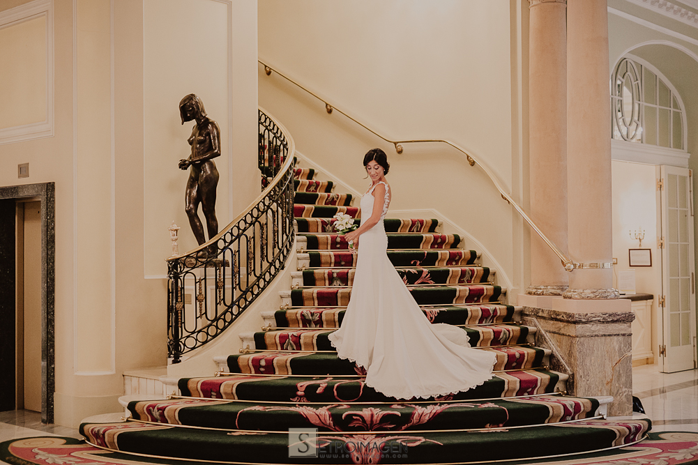 boda en el palace madrid