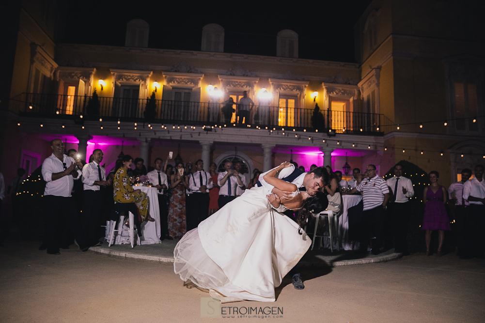 boda en el palacio de los duques de pastrana