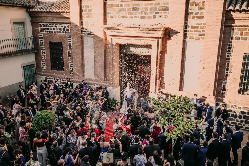 boda en calzada de calatrava