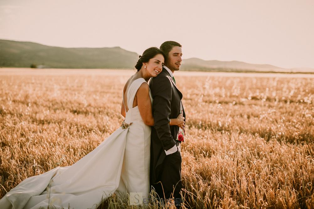 boda en el tamujo de calatrava