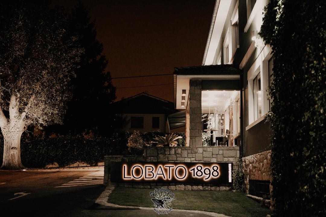 Boda en Casa Lobato
