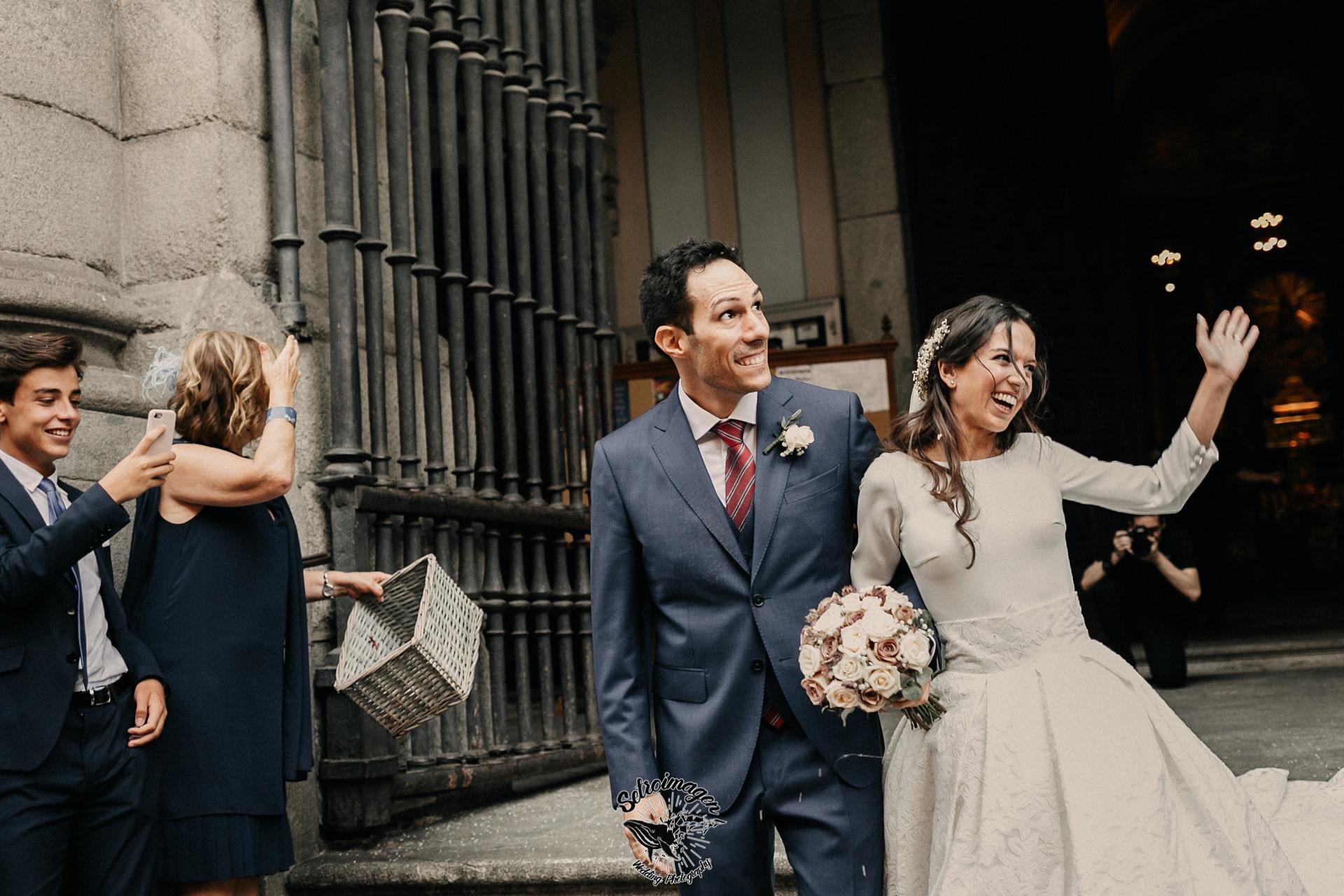 boda en la colegiata de san isidro madrid