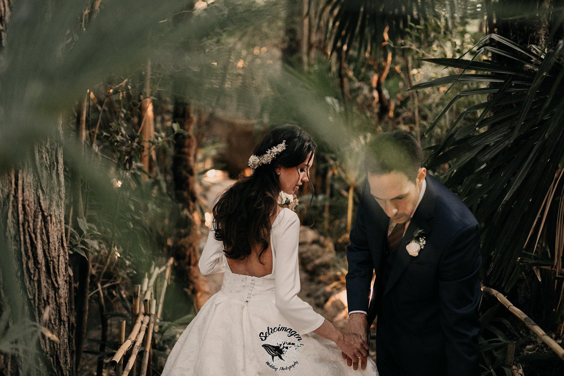 boda en la peña del agua