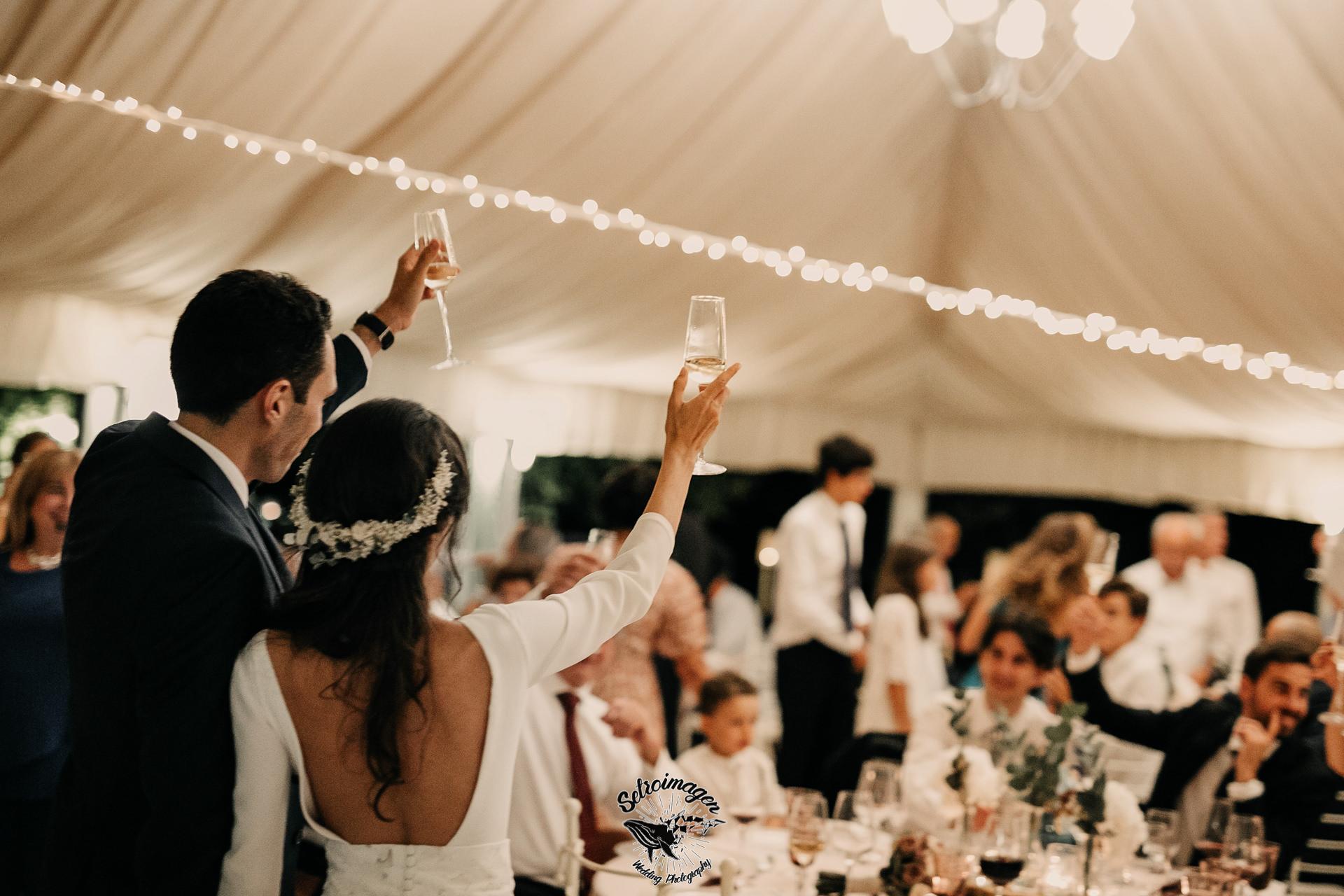 fotógrafo de bodas en la peña del agua