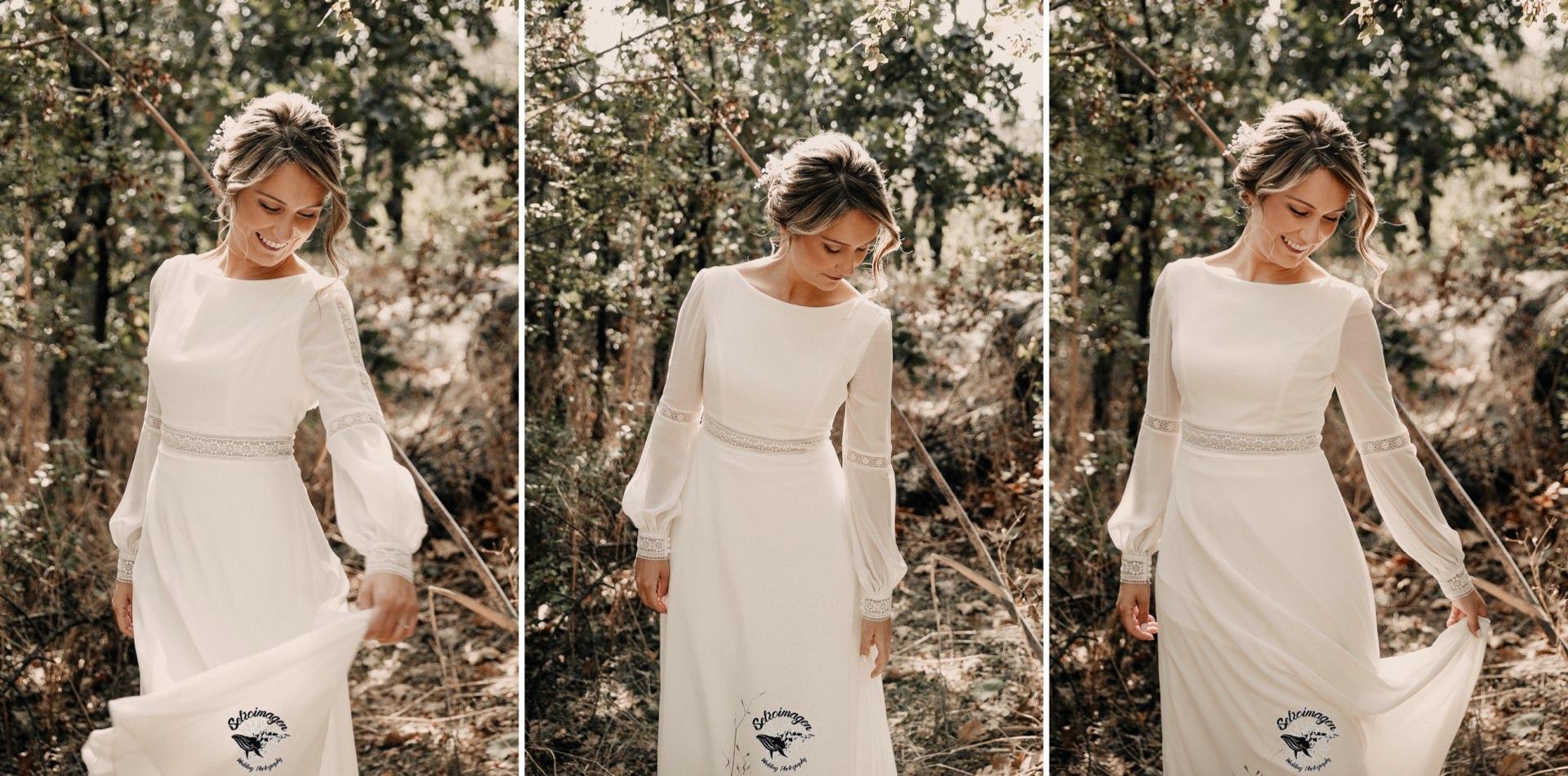 Fotógrafo de bodas en La Cañada de Mónico