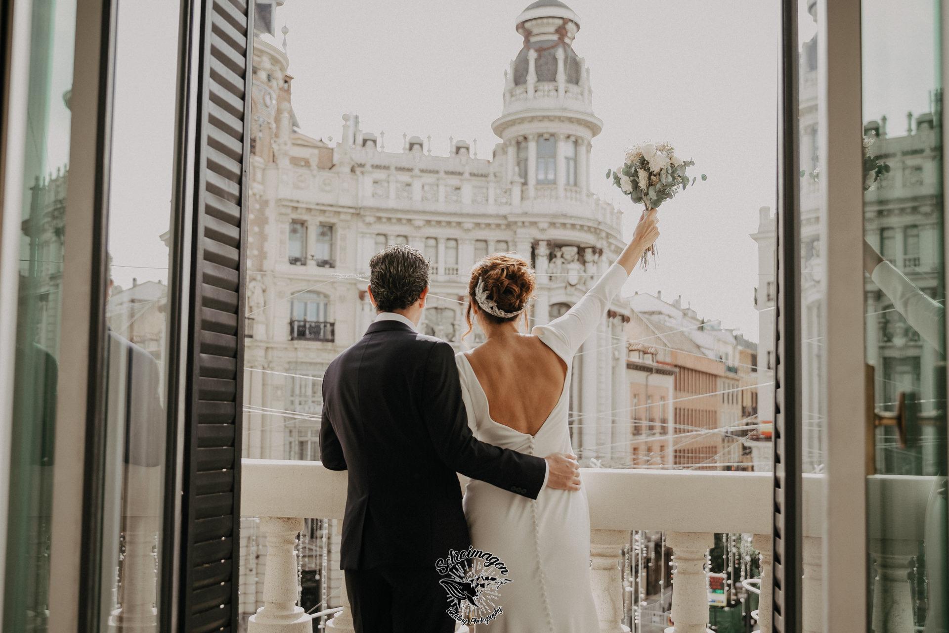 Boda en el Hotel Four Seasons Madrid