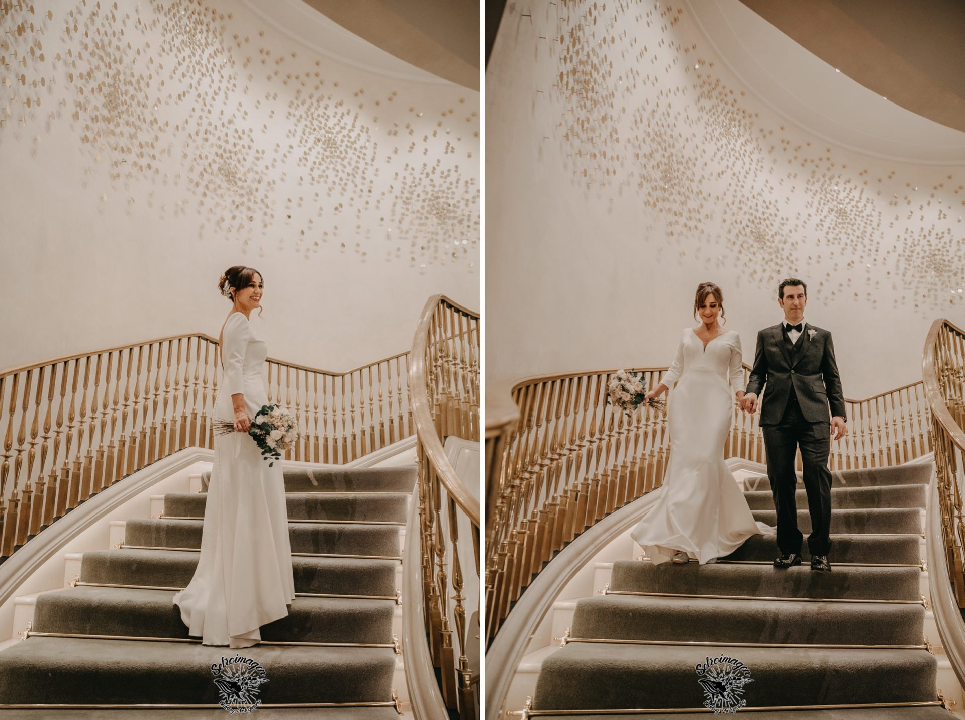 Fotógrafo de bodas en el Hotel Four Seasons Madrid